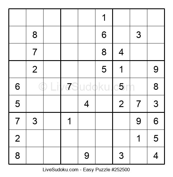 Beginners Puzzle #252500