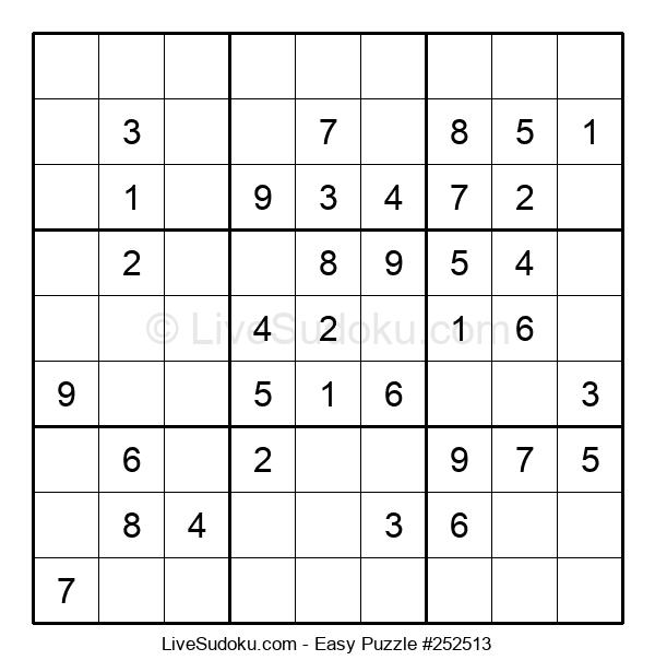 Beginners Puzzle #252513