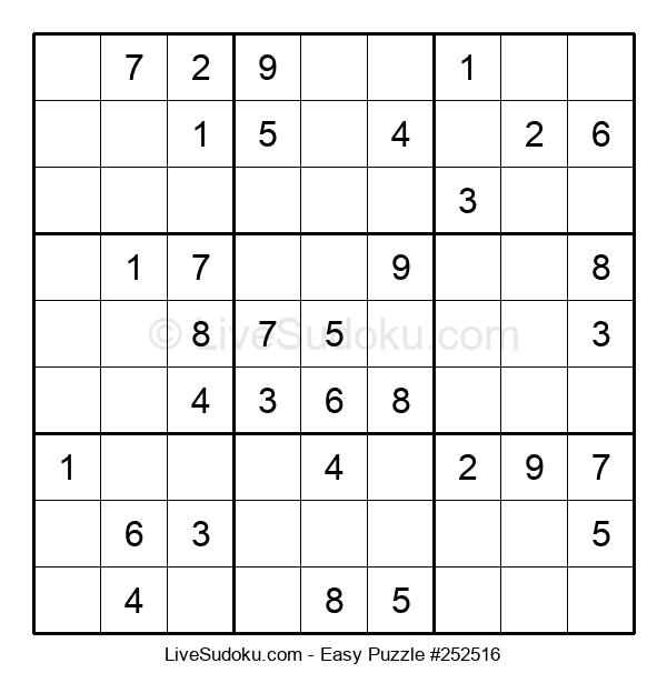Beginners Puzzle #252516