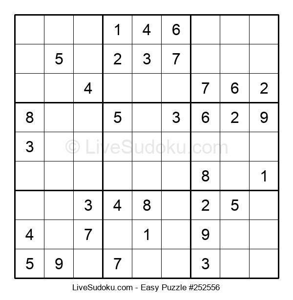 Beginners Puzzle #252556
