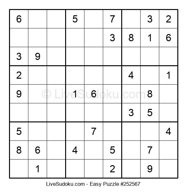 Beginners Puzzle #252567
