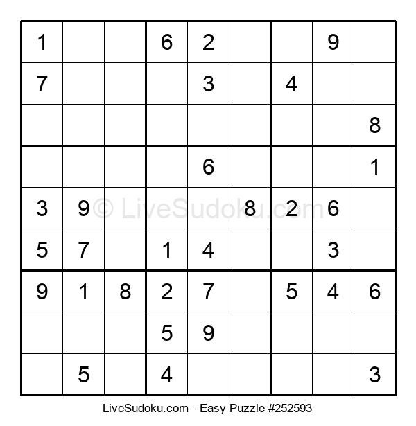 Beginners Puzzle #252593