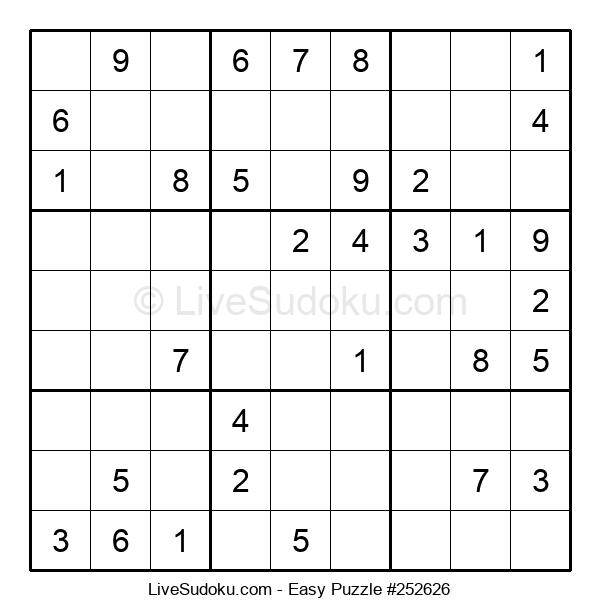 Beginners Puzzle #252626