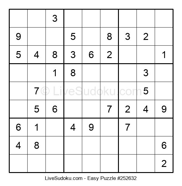 Beginners Puzzle #252632