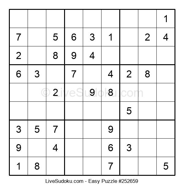 Beginners Puzzle #252659