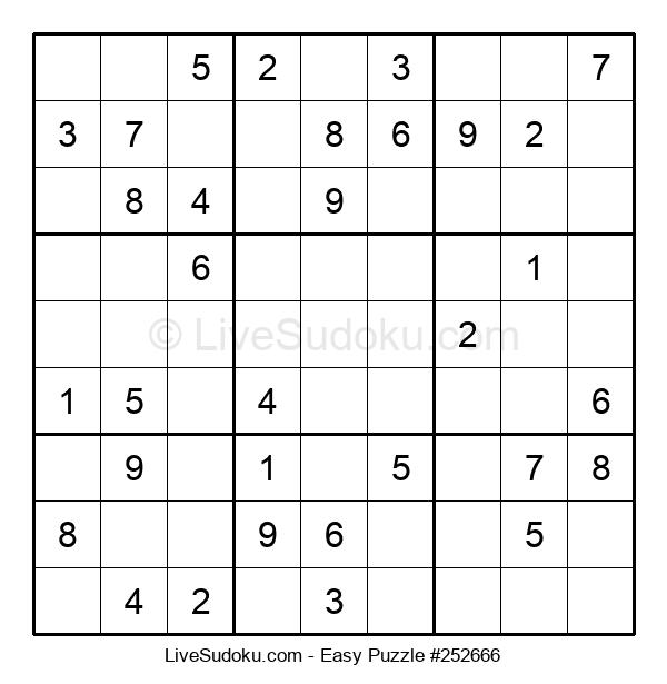 Beginners Puzzle #252666