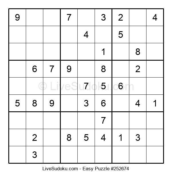 Beginners Puzzle #252674