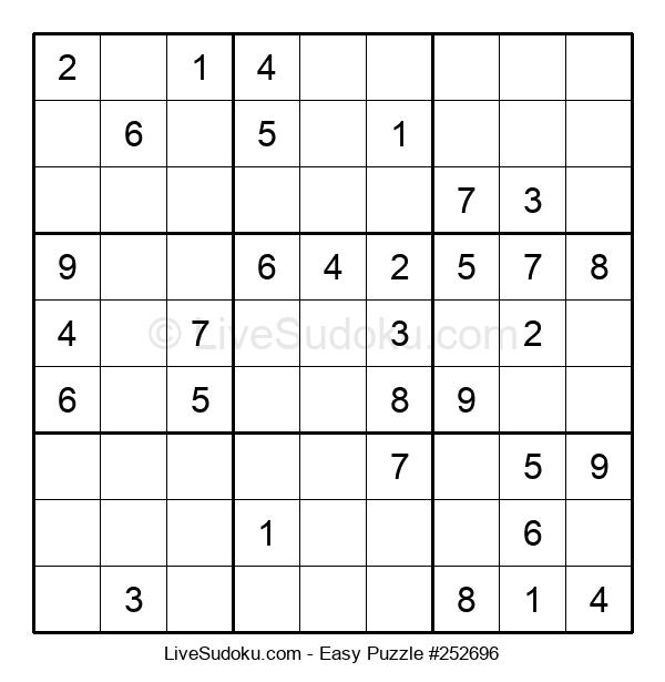 Beginners Puzzle #252696