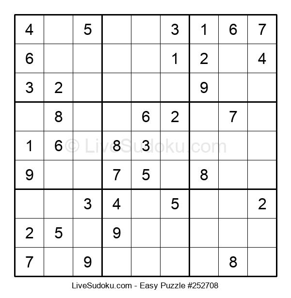 Beginners Puzzle #252708