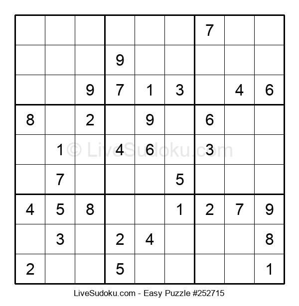 Beginners Puzzle #252715