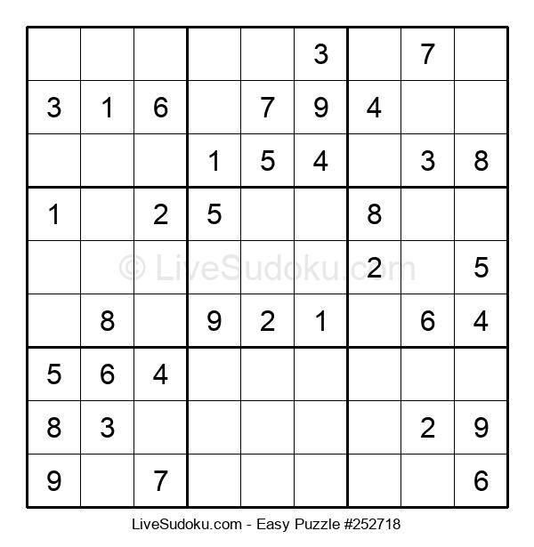 Beginners Puzzle #252718