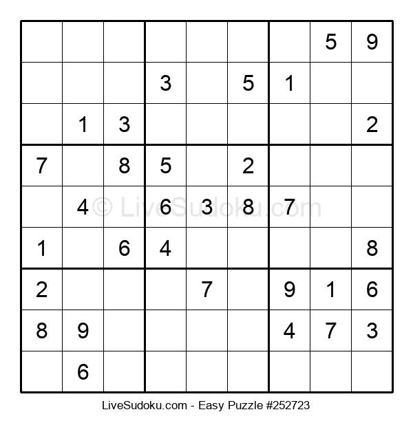 Beginners Puzzle #252723