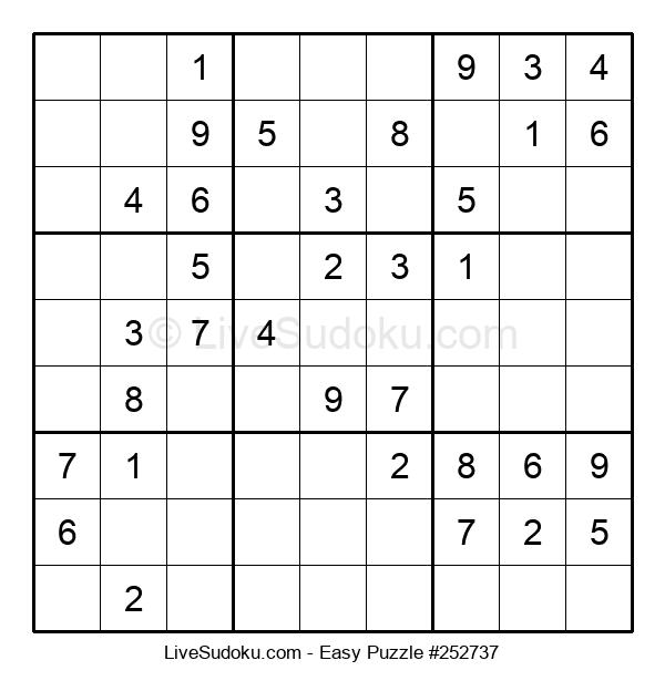 Beginners Puzzle #252737