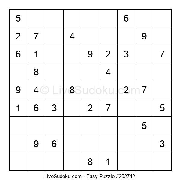 Beginners Puzzle #252742