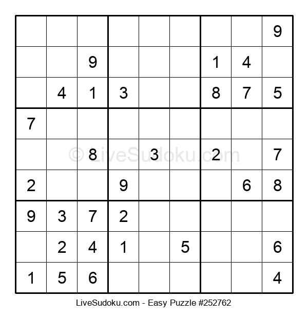 Beginners Puzzle #252762