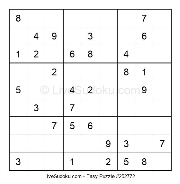 Beginners Puzzle #252772