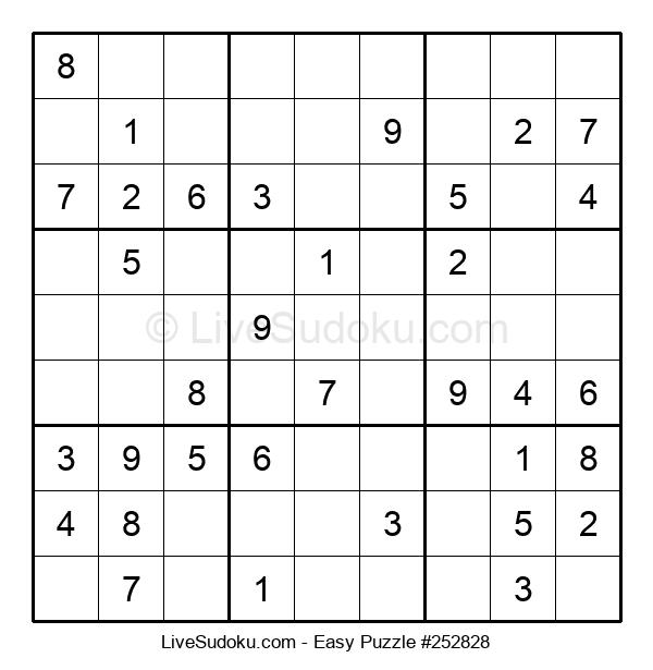 Beginners Puzzle #252828