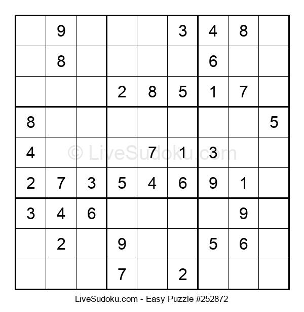 Beginners Puzzle #252872