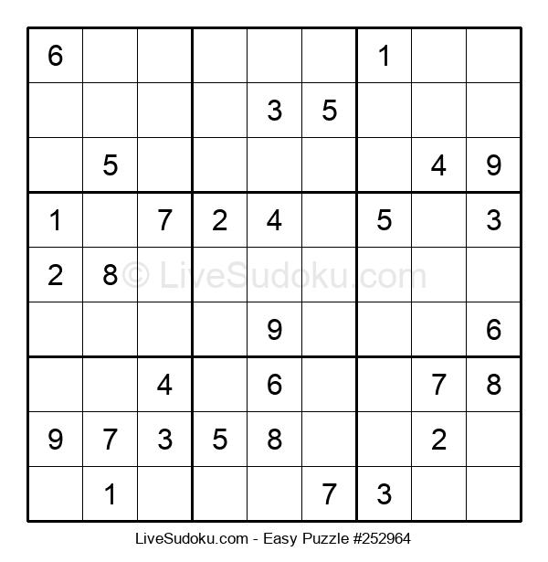 Beginners Puzzle #252964