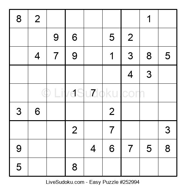 Beginners Puzzle #252994