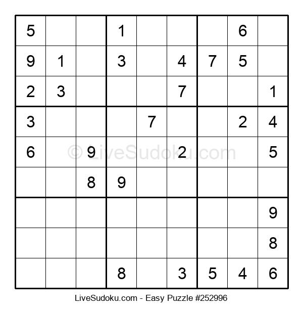 Beginners Puzzle #252996