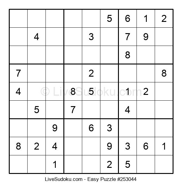 Beginners Puzzle #253044