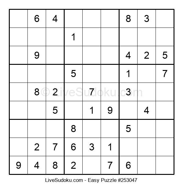 Beginners Puzzle #253047