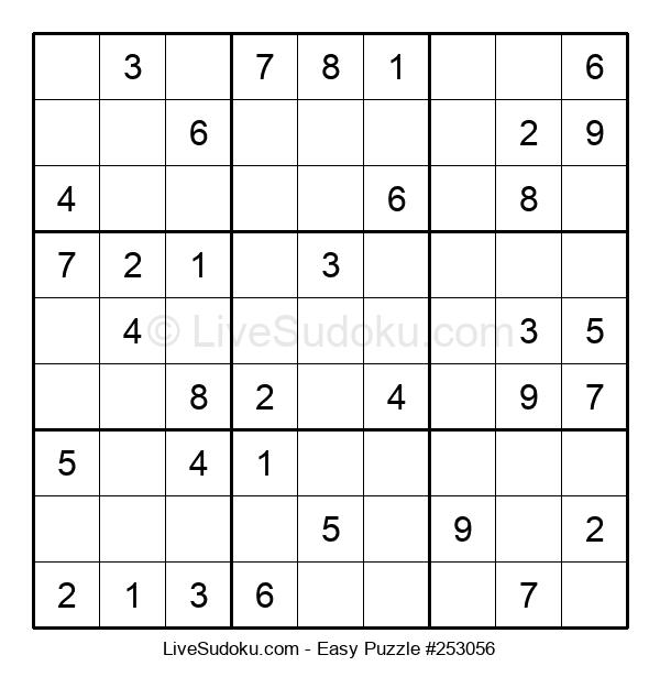 Beginners Puzzle #253056