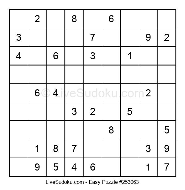 Beginners Puzzle #253063