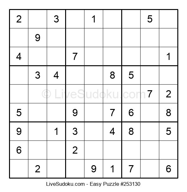 Beginners Puzzle #253130