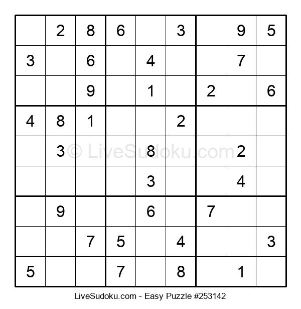 Beginners Puzzle #253142