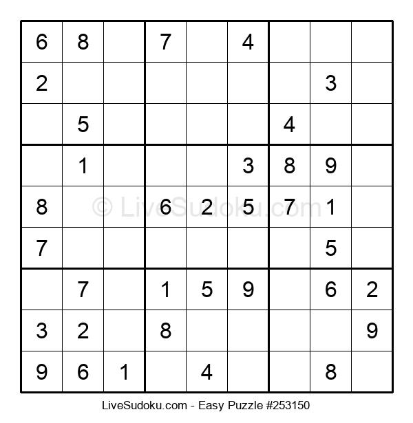 Beginners Puzzle #253150