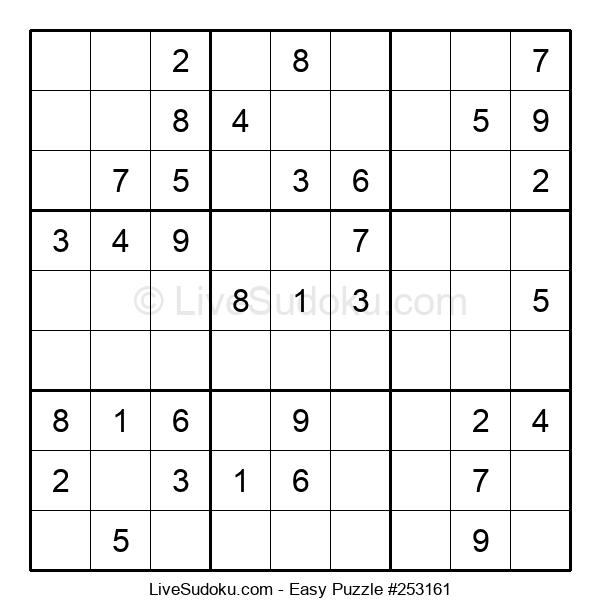 Beginners Puzzle #253161