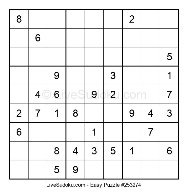 Beginners Puzzle #253274