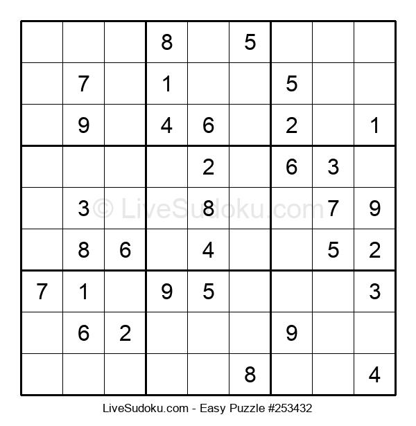 Beginners Puzzle #253432
