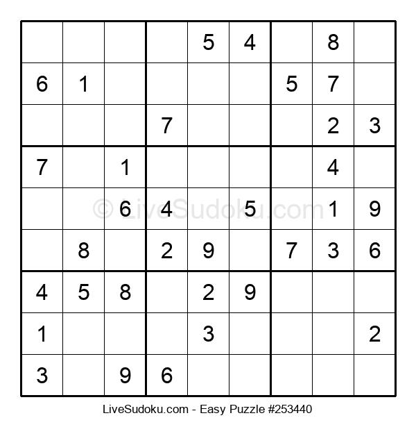 Beginners Puzzle #253440
