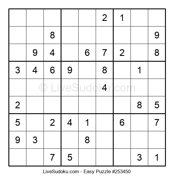 Beginners Puzzle #253450
