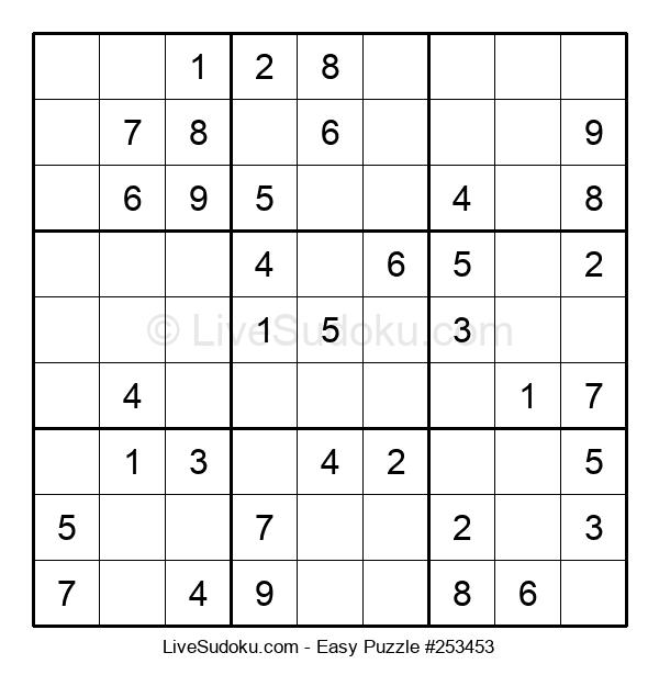 Beginners Puzzle #253453