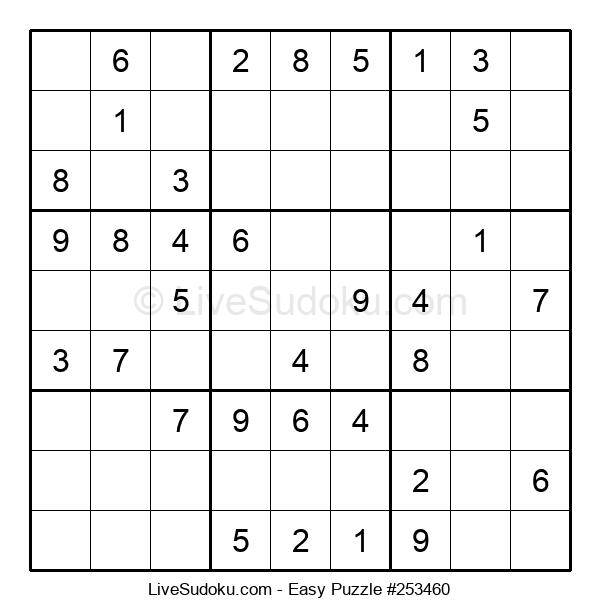 Beginners Puzzle #253460