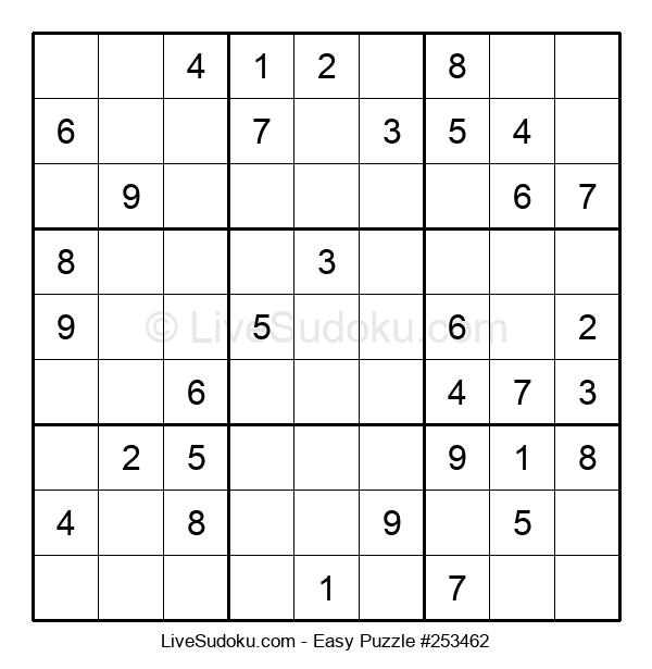 Beginners Puzzle #253462