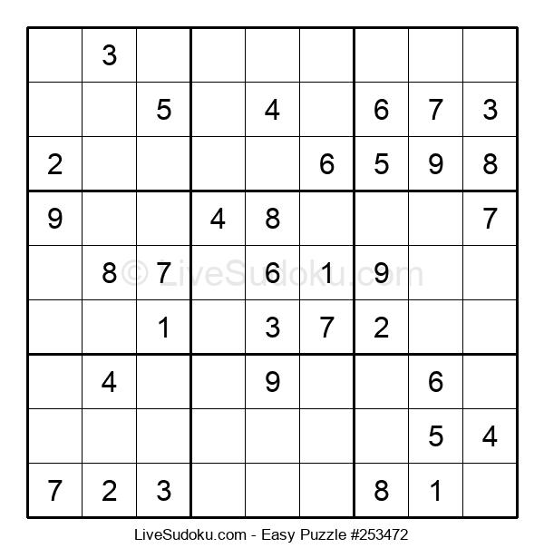 Beginners Puzzle #253472