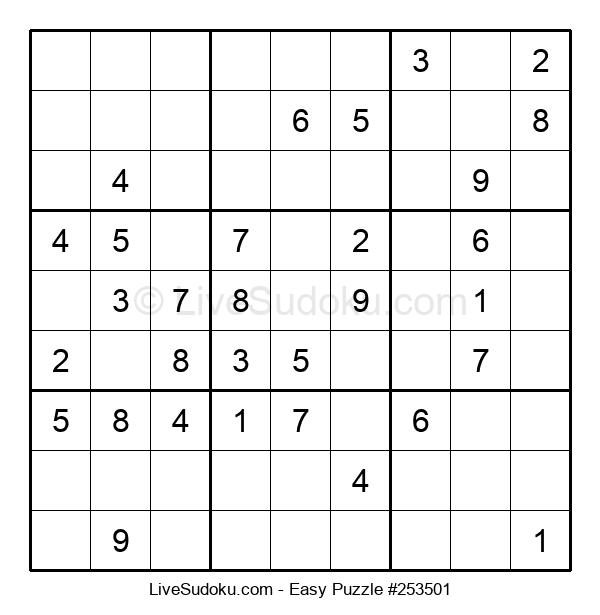 Beginners Puzzle #253501