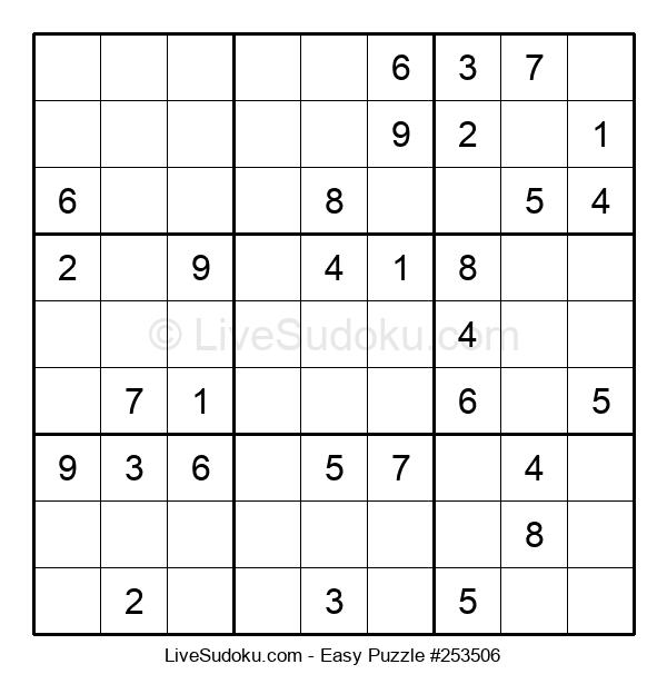 Beginners Puzzle #253506