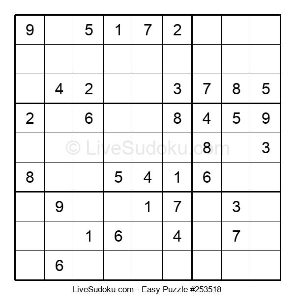 Beginners Puzzle #253518