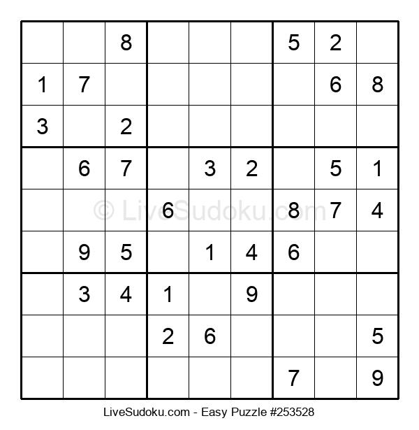 Beginners Puzzle #253528