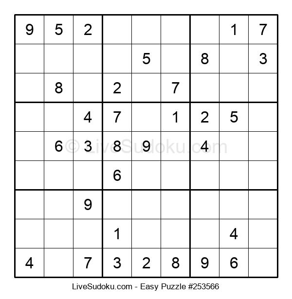 Beginners Puzzle #253566