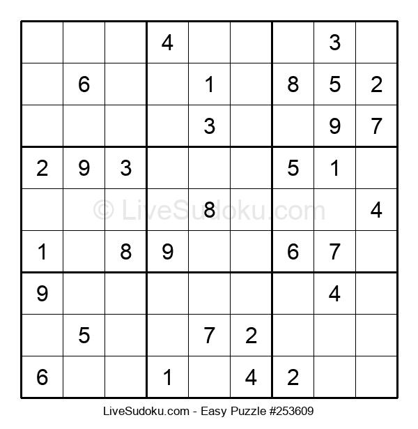 Beginners Puzzle #253609