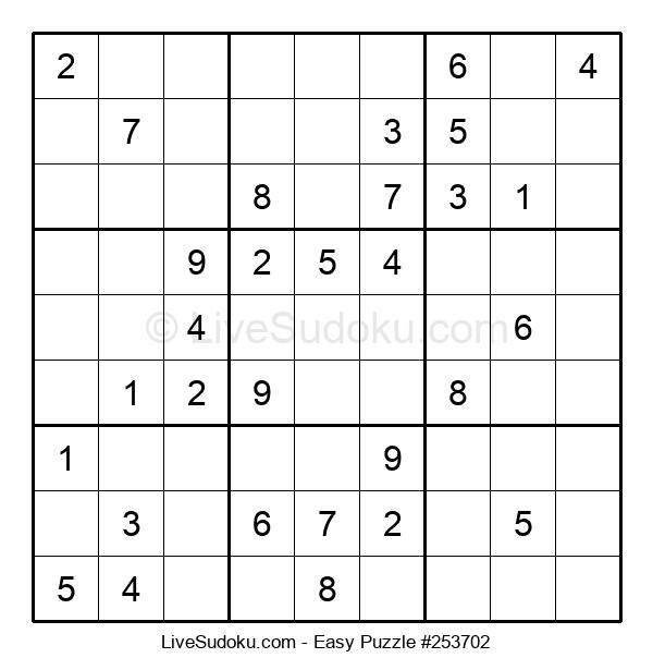 Beginners Puzzle #253702