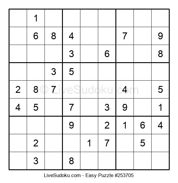 Beginners Puzzle #253705