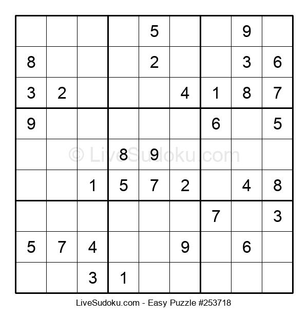 Beginners Puzzle #253718